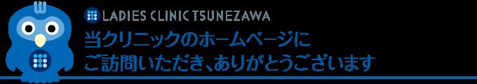 ごあいさつ,レディースクリニックつねざわ【福井市・福井駅東】産婦人科