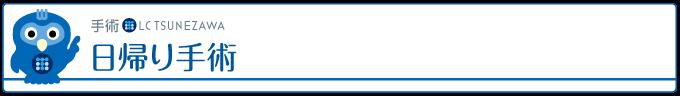 手術_日帰り手術,レディースクリニックつねざわ【福井市・福井駅東】産婦人科