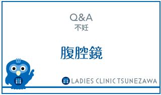 Q&A,不妊_腹腔鏡,レディースクリニックつねざわ【福井市・福井駅東】産婦人科