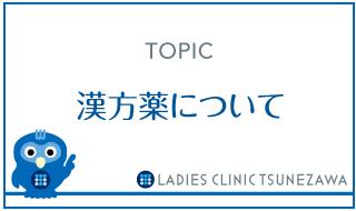 漢方薬について,レディースクリニックつねざわ【福井市・福井駅東】産婦人科