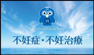 不妊症・不妊治療,レディースクリニックつねざわ【福井市・福井駅東】産婦人科