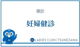健診_妊婦健診,レディースクリニックつねざわ【福井市・福井駅東】産婦人科