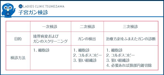 子宮ガン検診,レディースクリニックつねざわ【福井市・福井駅東】産婦人科