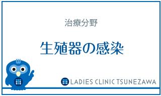 生殖器の感染,レディースクリニックつねざわ【福井市・福井駅東】産婦人科
