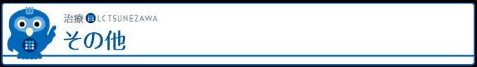 治療_その他,レディースクリニックつねざわ【福井市・福井駅東】産婦人科