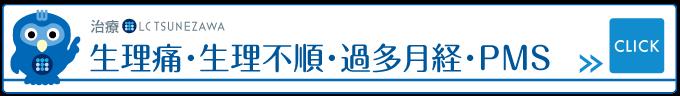 治療_生理痛・生理不順・過多月経,レディースクリニックつねざわ【福井市・福井駅東】産婦人科